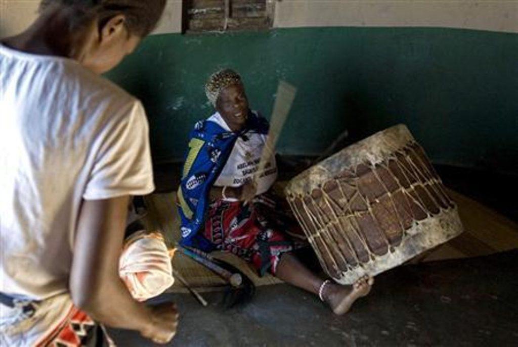african muti killings